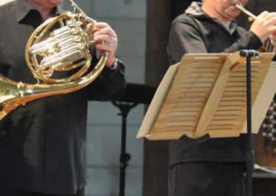 Les heures musicales de Cunault